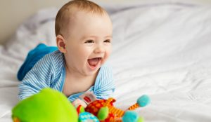 Laughing Baby